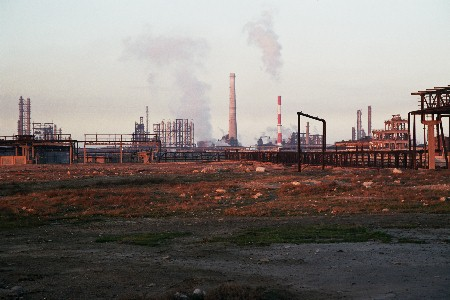 Factory in Azerbaijan